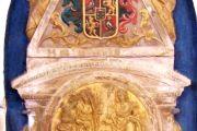 Die Chlingensperg auf Schloß Berg bei Landshut (heute Adelmannschloss)