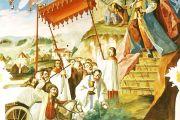 Der Fresko-Maler Anton Scheitler, gibt sich zu erkennen!