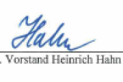 """40. Jahresversammlung am Samstag, 12. September 2020 um 19.00 Uhr  im """" Wirtshaus zur Bina """""""
